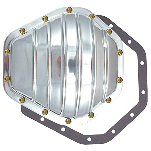 Spectre Performance 60869 14-Bolt Aluminum Differential Cover for GM Truck by Spectre Performance