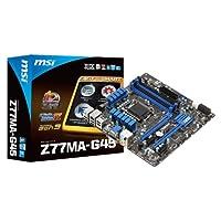 MSI 911-7759-004 Z77MA-G45 Carte mère Micro ATX Intel Socket 1155