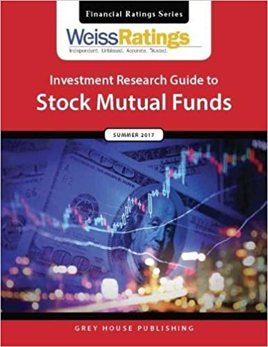 Weiss Ratings Investment Research Guide to Stock Mutual Funds