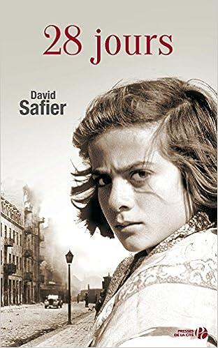 28 jours - David Safier (2017) sur Bookys