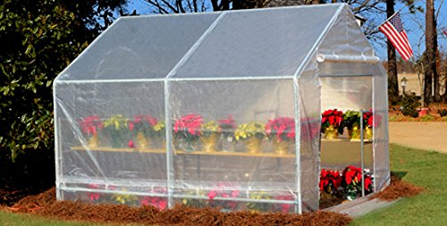 White Greenhouse Cover for 10×10- FR5 40920 For Sale