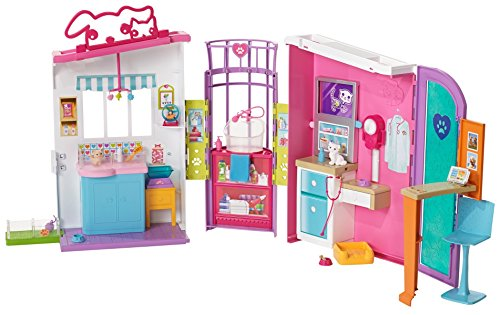 Barbie Pet Care Center Playset