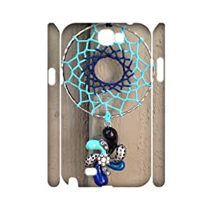 MEIMEISunrise Dream Catcher Personalized 3D Cover Case for Samsung Galaxy Note 2 N7100,customized phone case ygtg535912MEIMEI