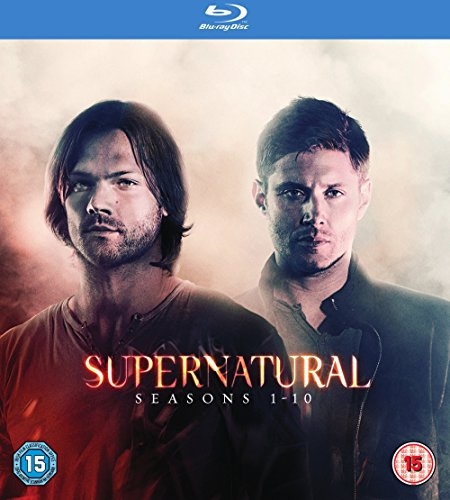 Supernatural: Seasons 1-10 [Blu-ray] [Region Free] [UK Import]