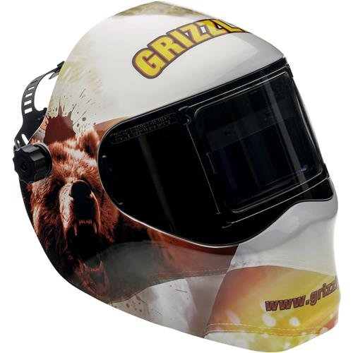 Grizzly T27777 Welding Helmet by Grizzly