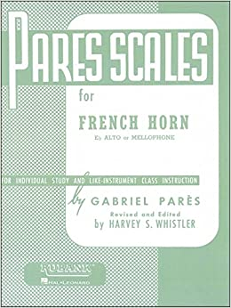 ??FREE?? Hal Leonard Rubank Pares Scales For French Horn, E Flat Alto Or Mellophone. Autores candid Foster Reach North Busqueda