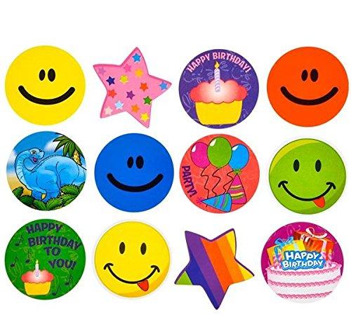 Neliblu Sticker Roll Assortment 10 Pack