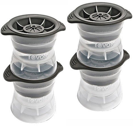 (Tovolo Sphere Ice Molds - Set of)