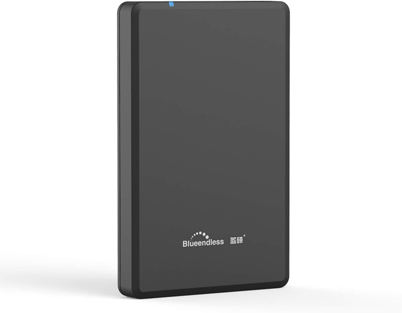 "2.5"" Portable External Hard Drive USB3.0 HDD for Desktop Laptop Hard Disk (500gb)"