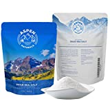 dead sea salt products - Dead Sea Salt Body Scrub - Enjoy a Pure & Authentic Exfoliating Scrub from Israel for Acne, Eczema, and Psoriasis Treatment, Soothing Sore Muscles, and Relaxation Bath Salts - 2 LB Aspen Naturals