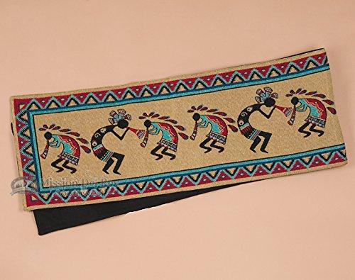 Mission Del Rey Southwest Tapestry Table Runner 13