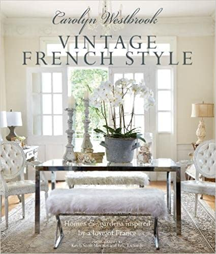 Carolyn Westbrook Vintage French Style Book