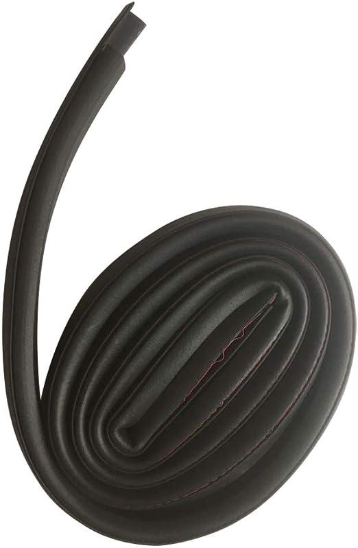 Yuema Lot de 11 joints de porte en caoutchouc pour T-esla Model 3 porte avant//colonne//porte arri/ère