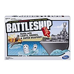 Image of the product Electronic Battleship that is listed on the catalogue brand of Hasbro Gaming.