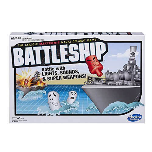 (Electronic Battleship Game)
