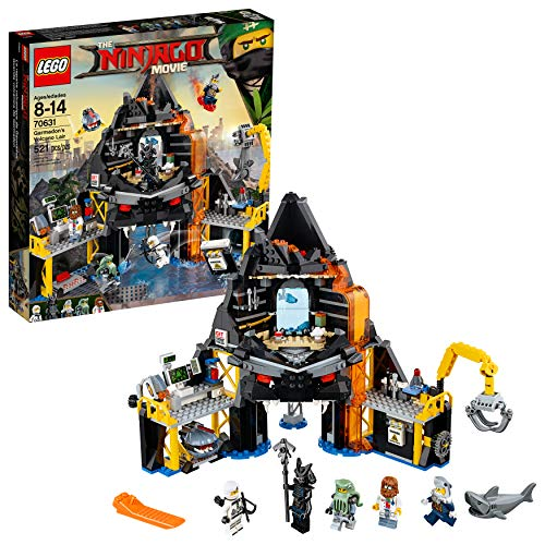 LEGO Ninjago 70631 Movie Garmadon's Volcano Lair