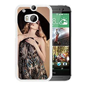 Beautiful Girl Cover Case For HTC ONE M8 With Diana Farkhullina Girl Mobile Wallpaper(9) Phone Case