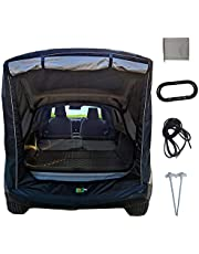 Car Trunk Tent, SUV Shade Awning Sun Shelter, Portable Rainproof Auto Canopy Kit, Car Camper Tail Extension Tent, for Self-Driving Tour Barbecue, Camping, Outdoor and Beach