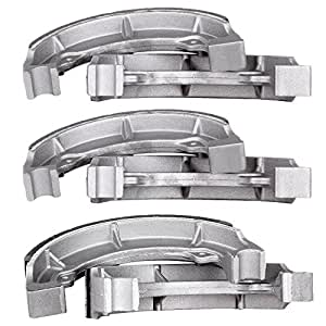 eccpp 705 front and rear brake shoes fit for. Black Bedroom Furniture Sets. Home Design Ideas
