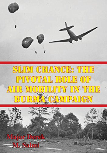 Slim Chance: The Pivotal Role Of Air Mobility In The Burma Campaign