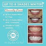 Cali White Vegan Teeth WHITENING KIT with LED