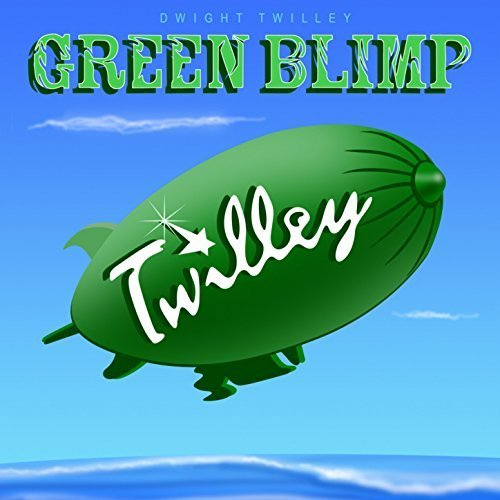 Cassette : Dwight Twilley - Green Blimp (Cassette)