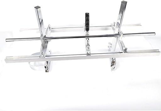 Barre guida per il taglio del legname della motosega segheria sega legname in acciaio per costruttori falegnami accessori per motoseghe