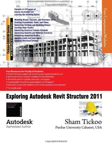 Exploring Autodesk Revit Structure 2011