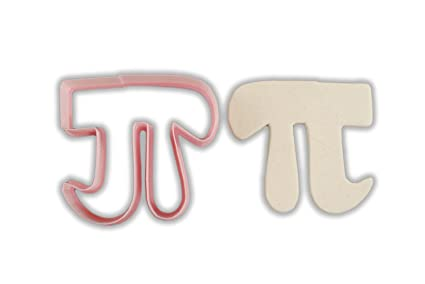 Amazon Pi Math Symbol Cookie Cutter Large 4 Inches Kitchen