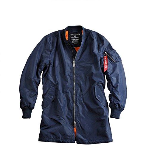 Ma 1 blue Coat Giacca Alpha Rep Industries Tt THnHgES