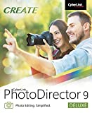 PhotoDirector 9 Deluxe [PC Download]