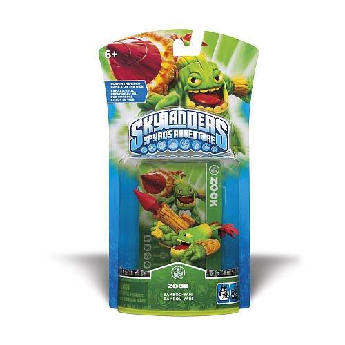 Skylanders Spyros Adventure Character Pack Zook