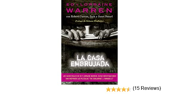 La Casa embrujada (Estudios y documentos): Amazon.es: Warren, Ed ...