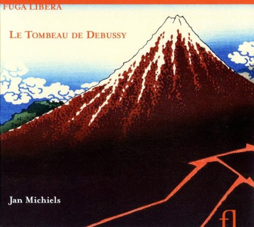 CD : Jan Michiels - Tombeau De Debussy (Digipack Packaging)