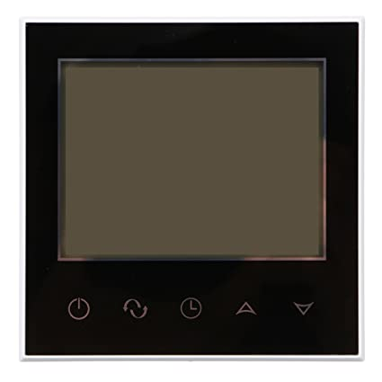 KUNSE 16A WiFi LCD Wireless Smart Termostato Programable Calefacción por Suelo Radiante App Control