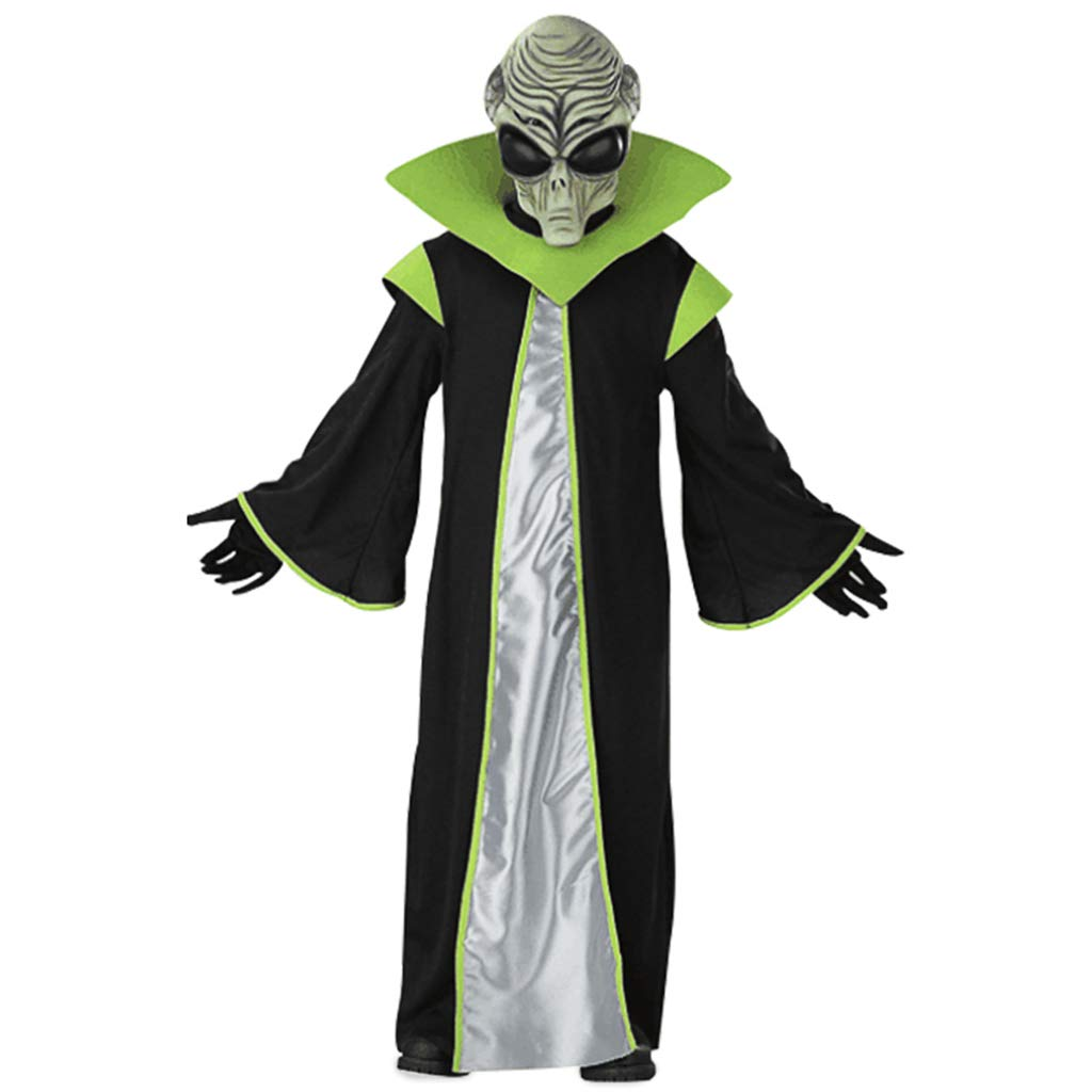 Disfraz De Cosplay para Niños Planet Big ET Alien Costume Princess ...