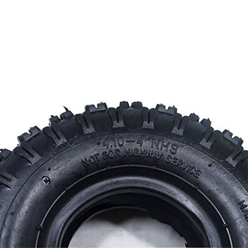 UXOXAS 4.10-4 Tyre Tire For Mini Motor Quad Pocket for sale  Delivered anywhere in USA