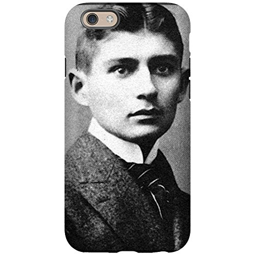 CafePress - Franz Kafka iPhone 6 Tough Case - iPhone 6/6s Phone Case, Tough Phone Shell