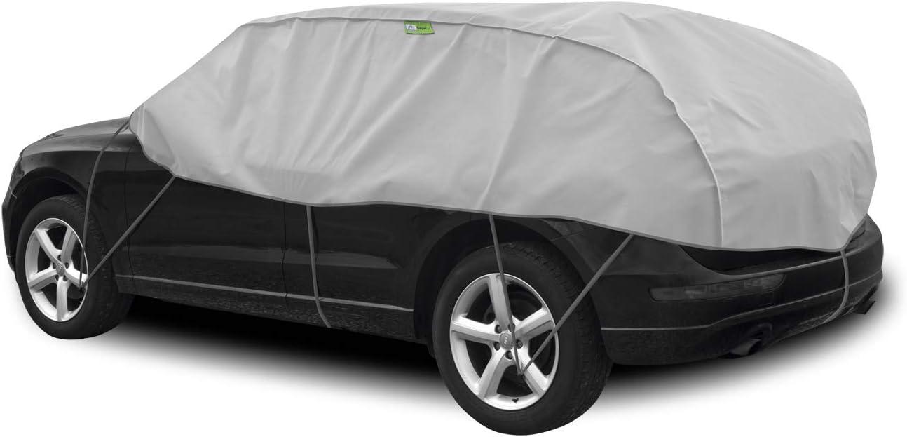 Winter Suv Schutzplane Sonnenplane Schutz Vor Sonne Und Frost Geeignet Für Mazda Cx 5 2011 2017 Halbgarage Auto