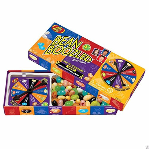 1 each JELLY BELLY BEAN BOOZLED CANDY GAME NEW 4TH EDITION (Jelly Bean Halloween Costume)