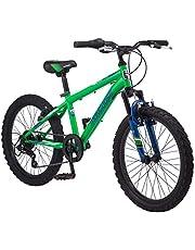 "Mongoose - 20"" Inertia Mountain Bicycle (MTB) - Green"