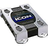 Legacy LA2770BK 2 Channel 1000 Watt Bridgeable Mosfet Amplifier (Black)