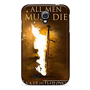 Galaxy S4 Case Bumper Tpu Skin Cover For Game Of Thrones All Men Must Die Accessories