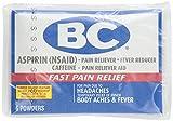 Bc Aspirin Headache Powder 6 Tb