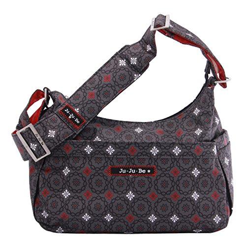 - JuJuBe HoboBe Purse Diaper Bag, Classic Collection - Magic Merlot