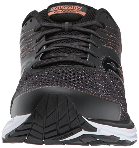 Shoes Running Black Denim 10 30 Copper Saucony Ride Men's qzTwZO