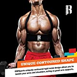 Premium Arm Blaster For Biceps RIMSports Best