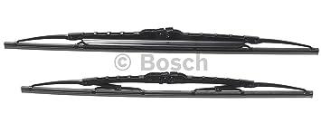 Bosch 3397118404 Twin Spoilers 532S - Limpiaparabrisas (2 unidades, 530 mm y 500 mm
