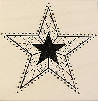 Weihnachtskarten Individuell Gestalten.Stempel Stern Karten Individuell Gestalten Embossing