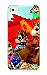 High Quality CaseyKBrown Alvin And The Chipmunks 3 2011 Skin Case Cover Specially Designed For Iphone - 5c